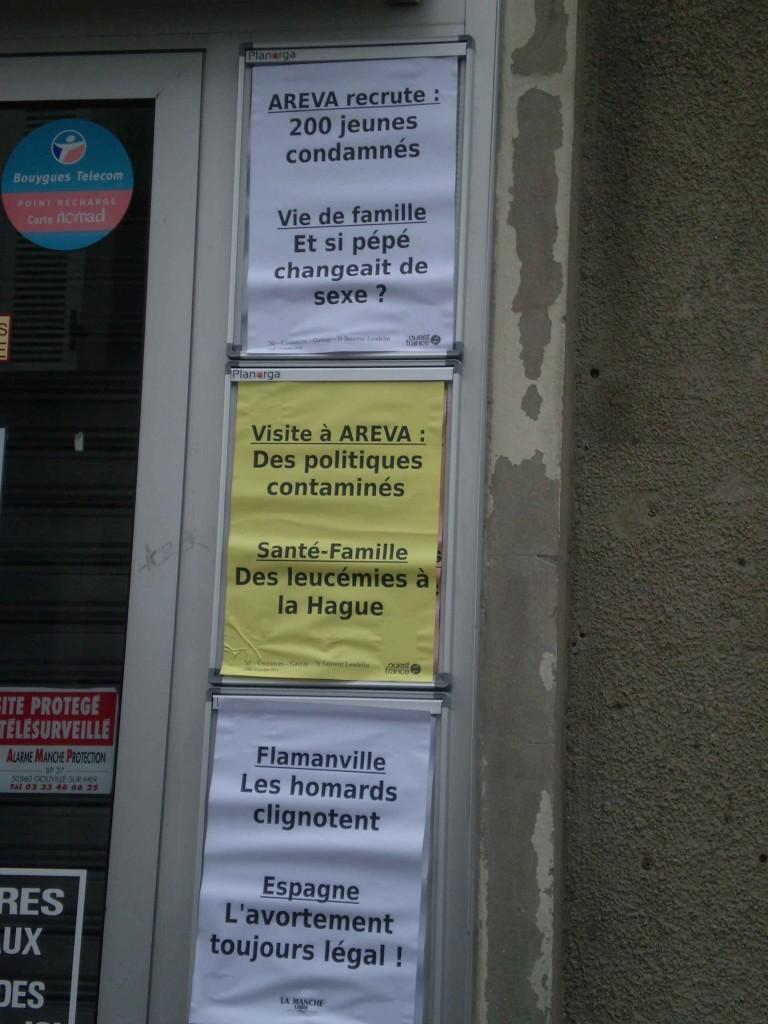13octobre2014 manchette Ouest-France 1